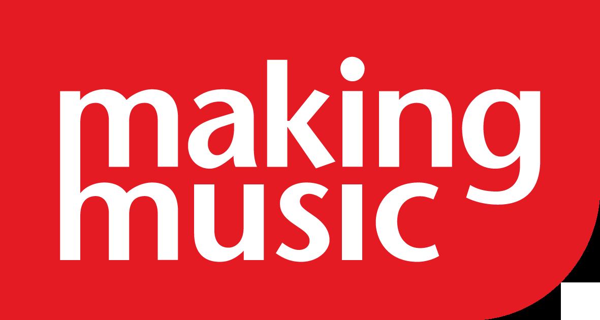 Making Music logo for website