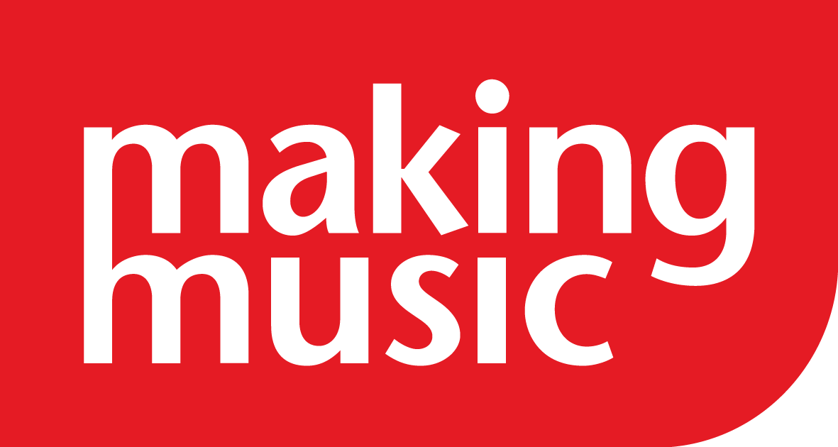 Making Music logo for website