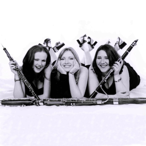 The Thorne Trio - clarinet, bassoon and oboe