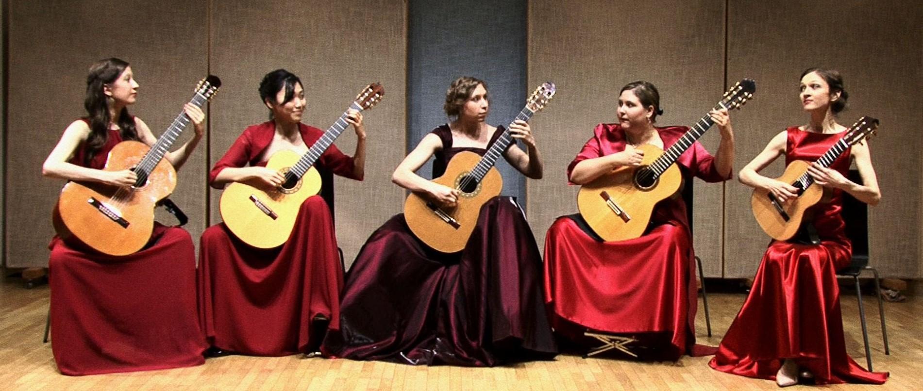 Gitarrissima Quintet of Vienna
