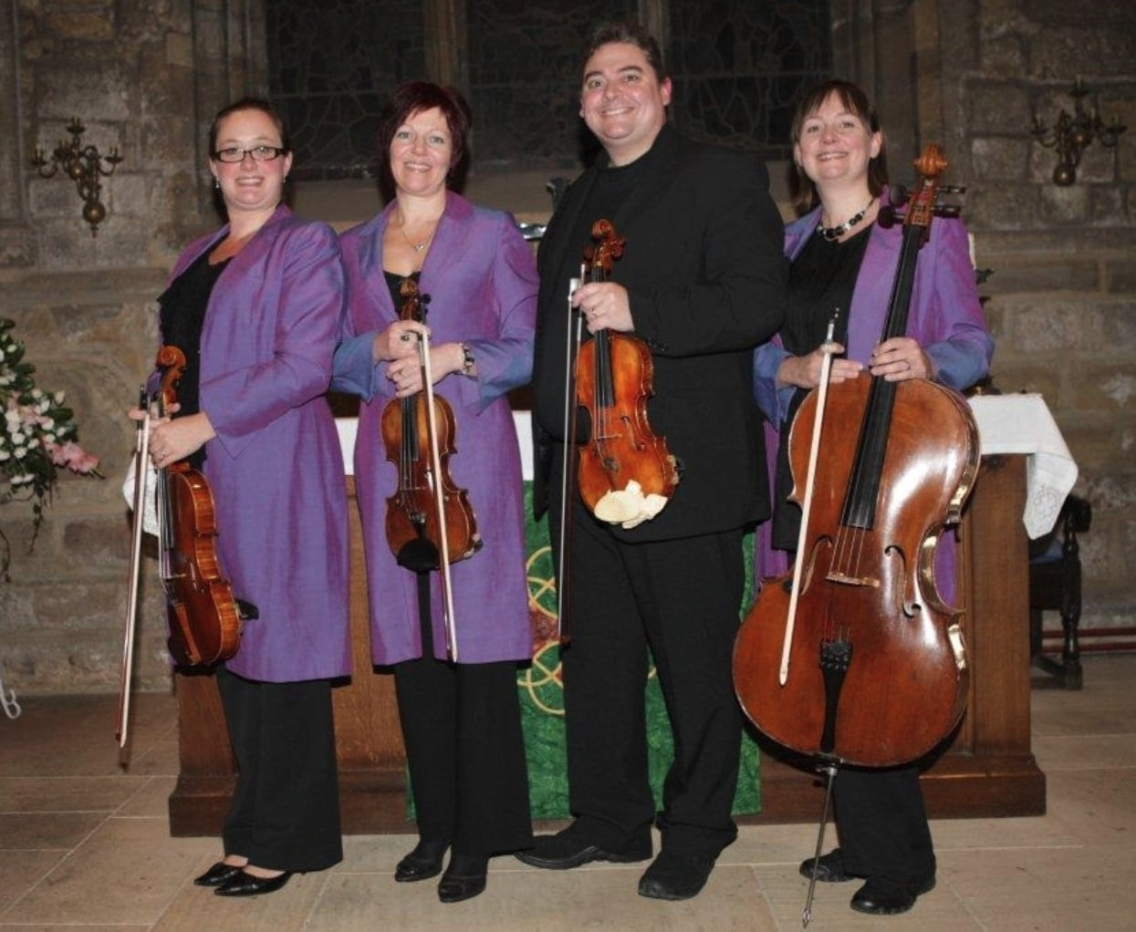 New World String Quartet