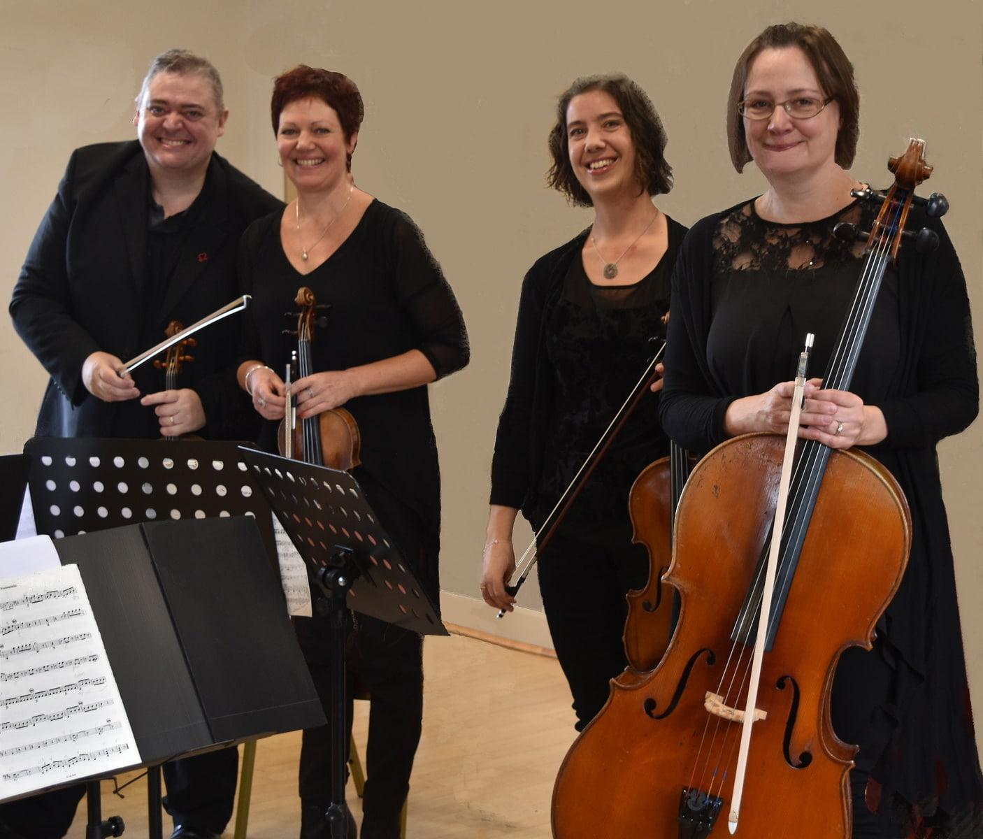 New World String Quartet